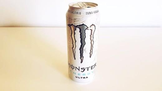 Monster Energy Ultra biały (bez kalorii)