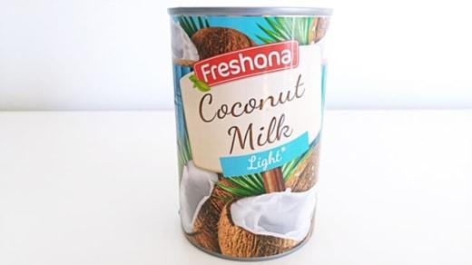 Mleczko kokosowe Freshona (light) z Lidla