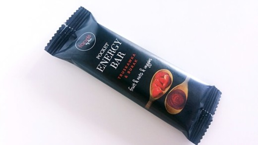 Pocket Energy Bar, Foods by Ann (truskawka & burak)