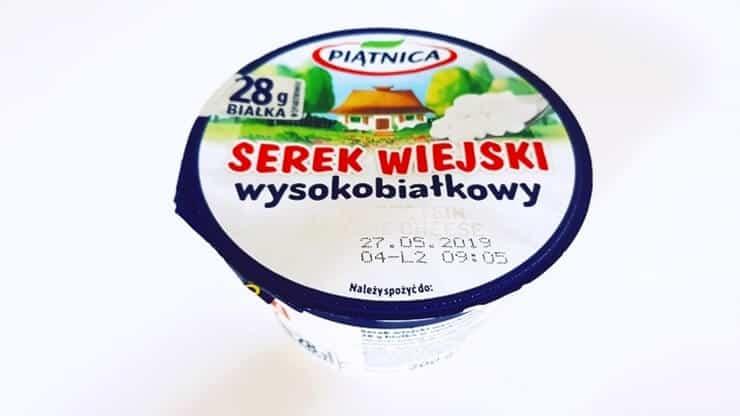 Serek Wiejski wysokobiałkowy, Piątnica