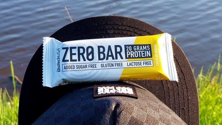 Baton proteinowy Zero Bar Biotech (czekoladowo-bananowy)