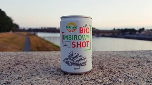 BIO Shot imbirowy, Solevita