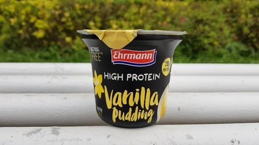 Pudding waniliowy Vanilla Pudding Ehrmann