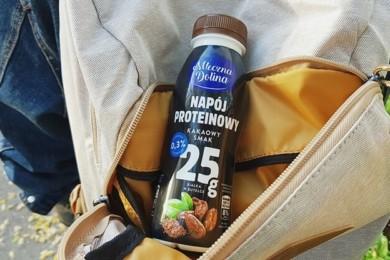 Napój proteinowy Mleczna Dolina (smak czekoladowy)
