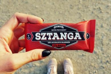 Baton SZTANGA (proteinowy)