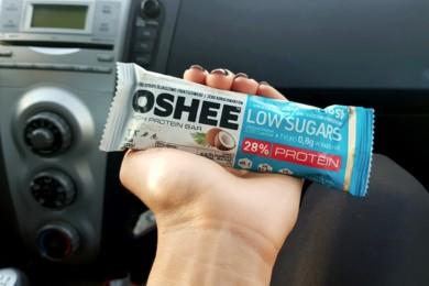 Baton proteinowy OSHEE (kokosowy)