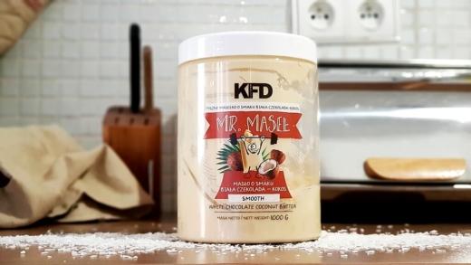Masło biała czekolada & kokos, KFD