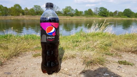 Pepsi MAX Malinowa (bez cukru)
