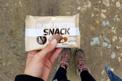 OLIMP Protein Snack (hazelnut cream)