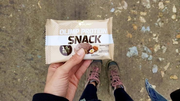 OLIMP Protein Snack (hazelnut cream)