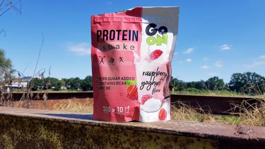 Go On Protein Shake (malinowo-jogurtowy)