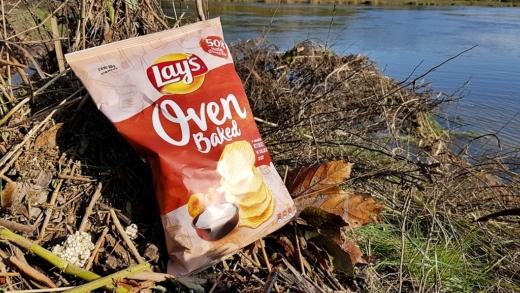 Lays Oven Baked (kurki w delikatnym sosie)