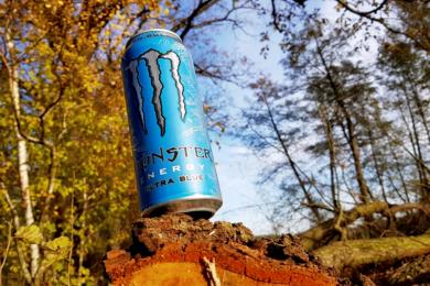 Monster Energy Ultra Blue (bez cukru)