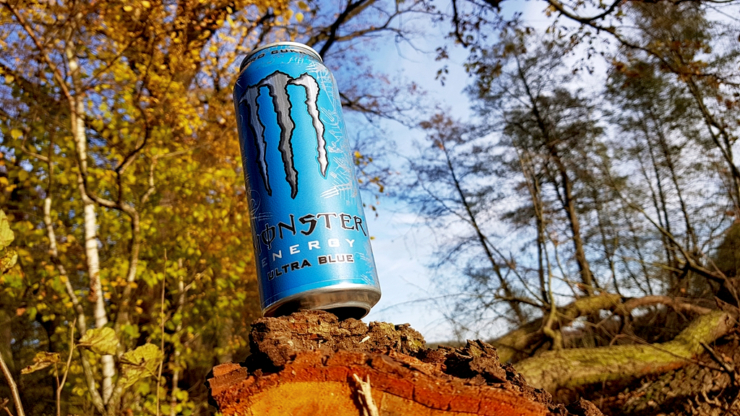 Monster Energy Ultra Blue (bez cukru)