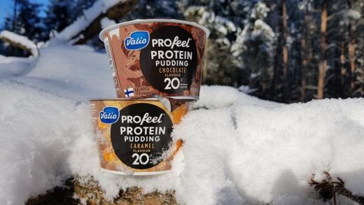 PROfeel Protein Pudding, Valio (czekoladowy i karmelowy)