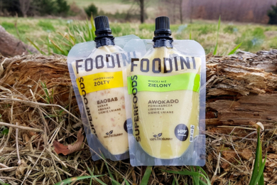 Foodini Superfoods (zielony i żółty)