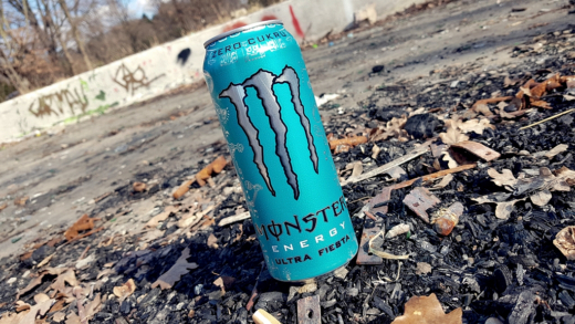 Monster Energy Ultra Fiesta (bez cukru)