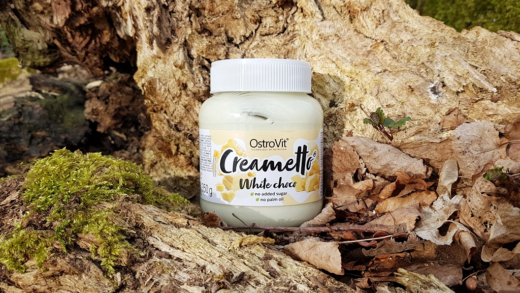 OstroVit Creametto White Choco (biała czekolada)