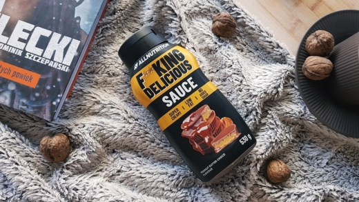 Sos SFD Fitking Delicious Sauce (peanut butter choco)