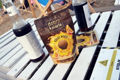 Kulki mocy Dobra Kaloria (kakao & nuta pomarańczy)