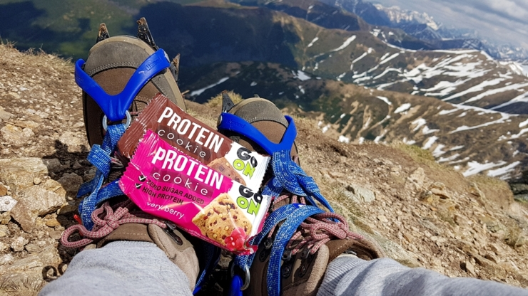 Protein Cookie GO ON (brownie & very berry)